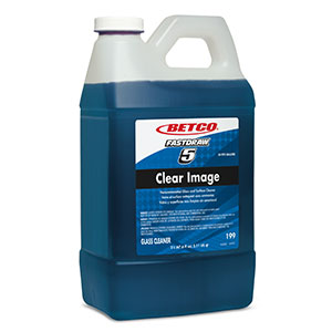 Fast Draw Clear Image Glass Cleaner