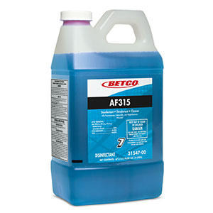 Fast Draw AF315 Disinfectant Cleaner