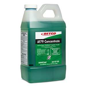 Fast Draw AF79 Disinfectant Cleaner