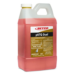 Fast Draw PH7Q Dual Disinfectant