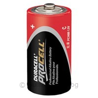 Size C Batteries
