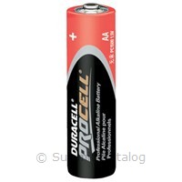 Size AA Batteries