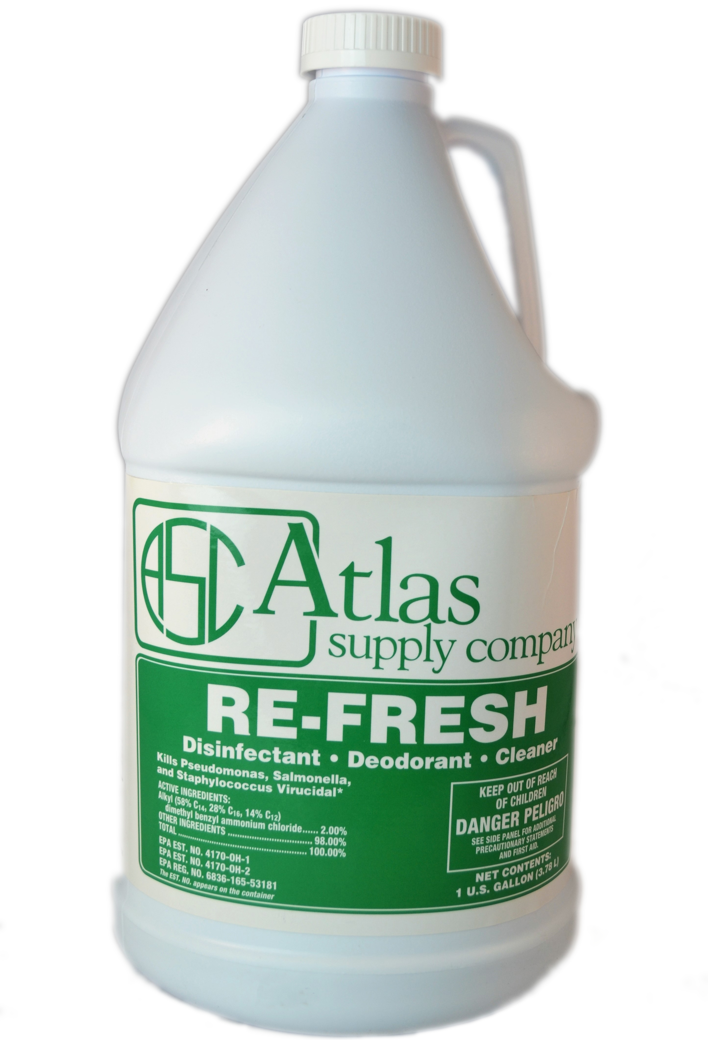 ReFresh Disinfectant Cleaner